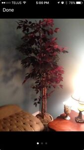 7.5 Tall Artificial Tree