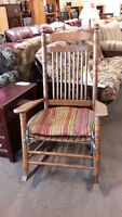 Rocking Chair-Used