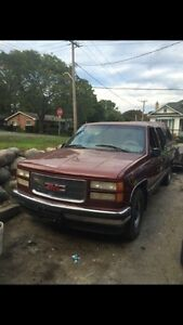 1997 GMC Sierra full part out