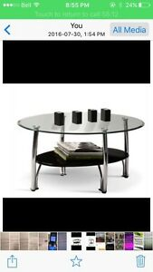 Modern Ventura Coffee Table/ 2 side tables  Windsor Region Ontario image 2