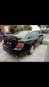 2004 Subaru Liberty Sedan Craigieburn Hume Area Preview