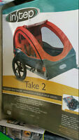 NEW Instep Children's Bicycle Trailer
