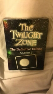 DVD-the Twight Zone 1988