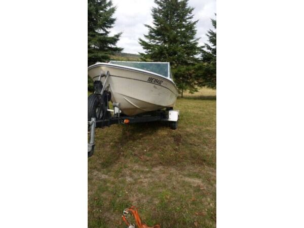 Used 1979 Evinrude ss-150 grew