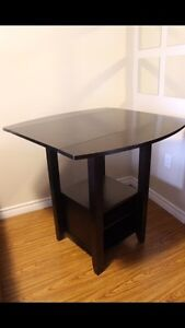 Modern Style Espresso Dining Table