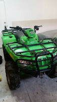 2007 Arctic Cat 400 4x4