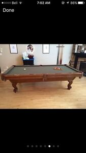 Brunswick pool table 4x8 Edmonton Edmonton Area image 5