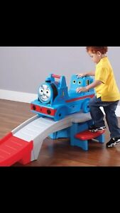 Step2 Thomas the train roller coaster