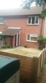 1/2 bed flat wellington.
