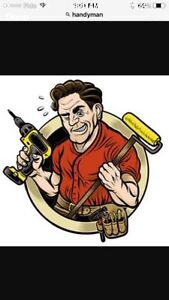 Handyman. $25 an hour  Kitchener / Waterloo Kitchener Area image 1