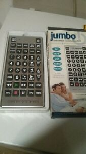 New jumbo remote. Rogers calculator Kingston Kingston Area image 1