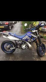 Yamaha dtx 125 2006