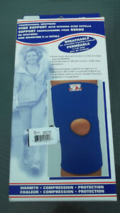 NEVER WORN CHAMPION KNEE SUPPORT SIZE - WOMENS SIZE 3L
