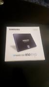 Samsung 500GB SSD Belmore Canterbury Area Preview