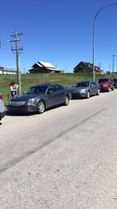 2007 Cadillac STS for parts or offer for the car