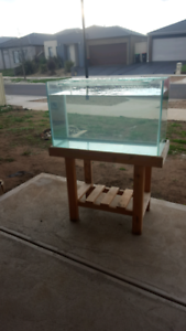 2.5 ft Aquarium Fish Tank with Stand Approx. 125 Litres