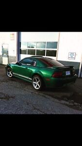 2000 Ford Mustang - Certified