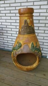 Clay Chimnea Kitchener / Waterloo Kitchener Area image 1
