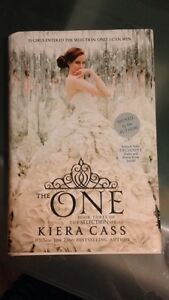 The One by Kiera Cass for Sale