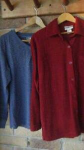 Ladies Size 12 Winter Shirts