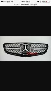 Looking for a Mercedes w204 grill