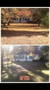Now taking bookings for fall clean up (Free Quote)  Kawartha Lakes Peterborough Area image 3