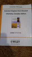 CHEMISTRY CANADIAN EDITION (U OF W)