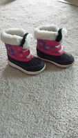 Snow Boots and Sneakers for 2yr old girls , $10 each