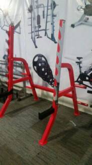 Squat Rack Bench Press Underwood Logan Area Preview