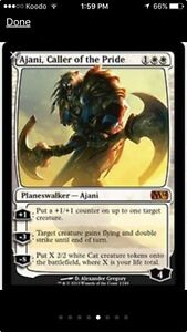 MAGIC THE GATHERING CARDS FOR SALE!!! London Ontario image 2