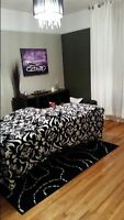 Fully equipped Esthetics room for rent