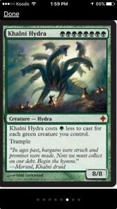 MAGIC THE GATHERING CARDS FOR SALE!!! London Ontario image 3