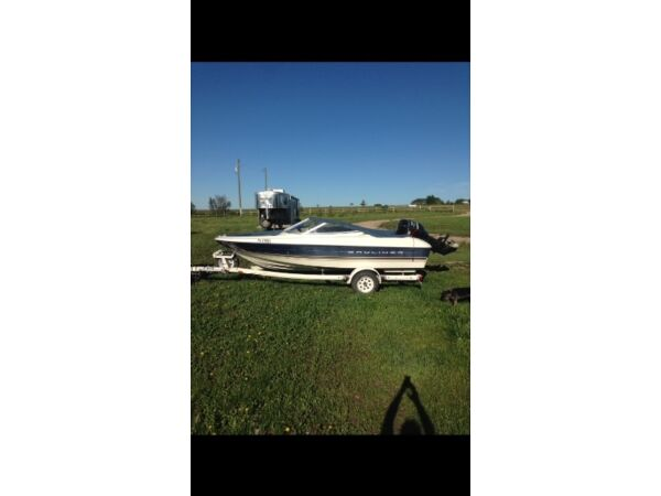 Used 1996 Bayliner ls 1700