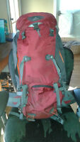 Backpack marque Vaude 65L