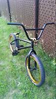 Bmx Black and Gold Wethepeople Costum