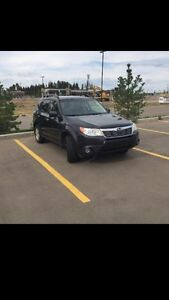 2009 Subaru Forester x all weather manual