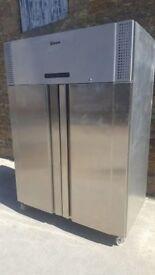 gram plus 2 door freezer