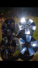 Vault Alloy Wheels