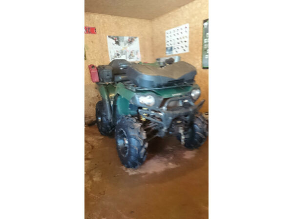 Used 2008 Kawasaki Brute Force