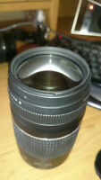 For Trade: Canon 75-300mm lens