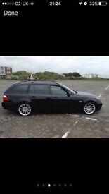 BMW E61 525i SMG