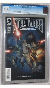 8 book set.  Based on the Rough Draft of Star Wars! all 9.8 CGC