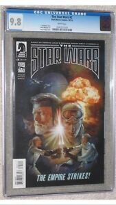 8 book set.  Based on the Rough Draft of Star Wars! all 9.8 CGC Cornwall Ontario image 2