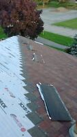 Expert roofer looking for side work
