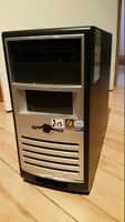 Core2Duo 2.13Ghz, 4GB RAM, 160GB HDD, ASUS 512MB, Win 7 Pro