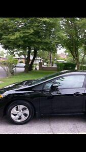 Honda civic 2013 automatic (36,000 )lease takeover  London Ontario image 1