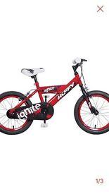 Boys bike age 5 to 7