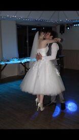 Viva Hepburn Ivory Wedding Dress