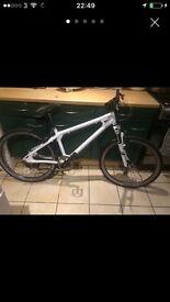 Mountain bike (planet jack X)