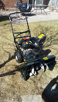 Snow Blower 24 Inch Yardworks Extreme 2 Years Old